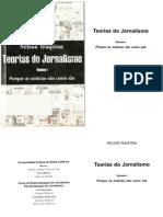 Teorias Do Jornalismo Vol 1 Nelson Traquina Completo