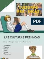 Cultura Pre Incas