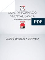 Formacio Sindical Basica CGT