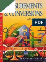 Measurements & Conversions - A Complete Guid