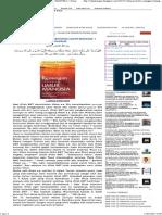 Kajian Kitab Renungan Tentang Umur Manusia 1 (Sayyid Abdullah Bin Alwi Al Haddad) _ Al Ma'Had Tanwirul Qulub Ppa