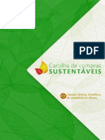 Cartilha de Compras Sustentáveis
