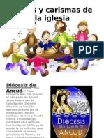 Dones y carismas de la iglesia.pptx