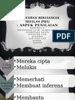 PBS (Aspek Penilaian)-2