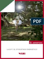 Ariston Guia Erp Etiquetado Energetico