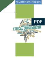Ethical Consumerism