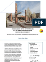 Citizens Guide to Grand Rapids Finances 2014