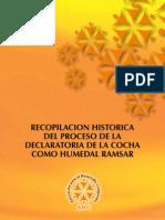 Recopilacion Historica Del Humedal Cocha