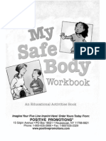My Safe Body Wkbk
