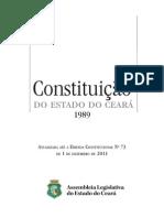Constituicao Do Ceara de 1989 Atualizada 73