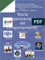teoria organizacional del comportamiento