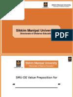 SMU - De Ppt Corporate
