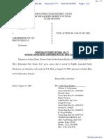 AdvanceMe Inc v. AMERIMERCHANT LLC - Document No. 171