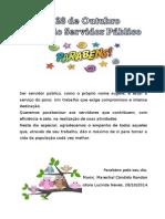 Dia Do Servidor Publico - Impressao