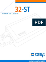 Manual SSE232_ST_UM_S