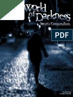 World of Darkness Merits Compendium