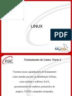 Treinamento de Linux
