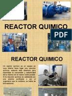 REACTORES QUIMICOS