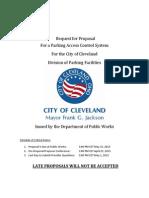 Parking Access Control System RFP.pdf