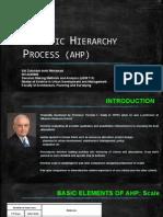 Analytic Hierarchy Process (Ahp)_siti Zubaidah
