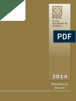 FGC Relatório Anual 2014