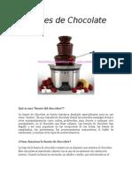 Fuentes de Chocolate Ensamblaje.doc
