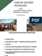 1. Ejecucion de Un Pozo Petrolero