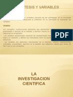 Investigación Cientifica 2012-I