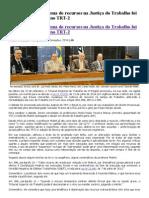 Comentários Da Nova Lei Trabalhista 13015-2014