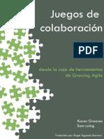 Collaboration Games Spanish