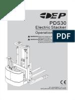 Manual de Operacion Ep Es14-30wa(Pds30),Es18-40wa(Pds40) 20120806