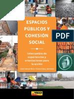 Espacios públicos y cohesión social. Intercambio de experiencias y orientaciones para la acción