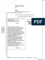 Xcentric Ventures, LLC et al v. Stanley et al - Document No. 58