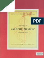 Booklet - Anthology of American Folk Music