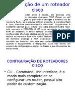 Configuração de Roteadores Cisco Cascateamento