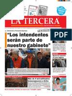 Diario La Tercera 28.07.2015