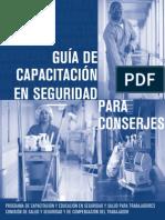 Segurida Para Trabajadores de Limpieza en La Industria