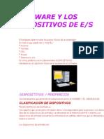 Hardware y Los Dispositivos de e