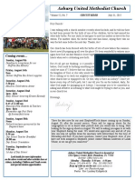 newsletter vol 52 no 7  july 31
