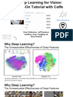 DIY Deep Learning for Vision- a Hands-On Tutorial With Caffe