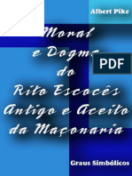 Moral e Dogma de Albert Pike