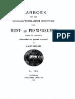 Over een onbekende Friesche munt van Albrecht van Saksen en den oorsprong van het Friesche wapen / [P.C.J.A. Boeles]
