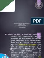 Clase-2 Clasificacion y Reglamentos