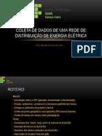 Coleta de Dados de Uma Rede de Distribuição