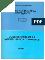 2264 Code CoCode général de normalisation comptable marocain-T2mptable Tome2def