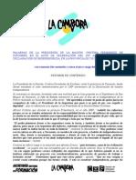 09.07.2015 CONMEMORACIÓN 199° ANIVERSARIO DECLARACIÓN DE INDEPENDENCIA