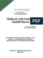 Trabajo Con Figuras Geométricas