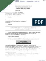 Cernac v. UNUM Life Insurance Company of America - Document No. 4