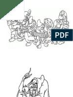 Dibujos de Banca Nieves