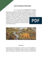 Economía Del Imperio Binzantino